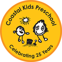 Coastal Kids 25th anniversary logo