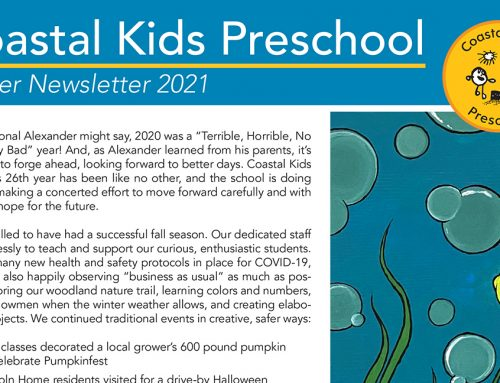 Read our winter 2021 newsletter!